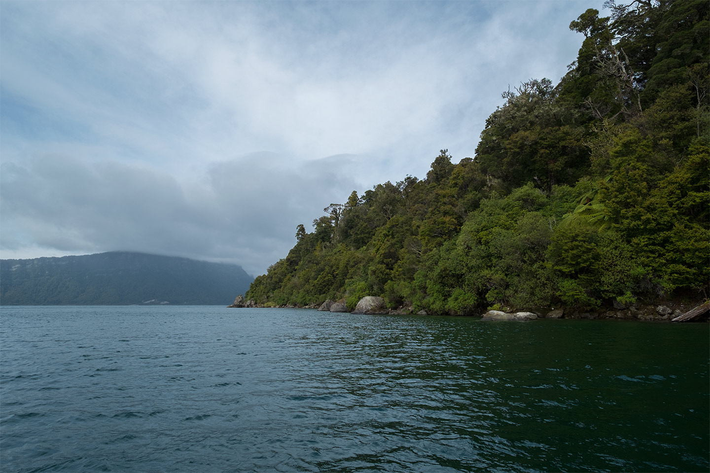 Lake Waikaremoana Great Walk, Te Urewera, New Zealand
