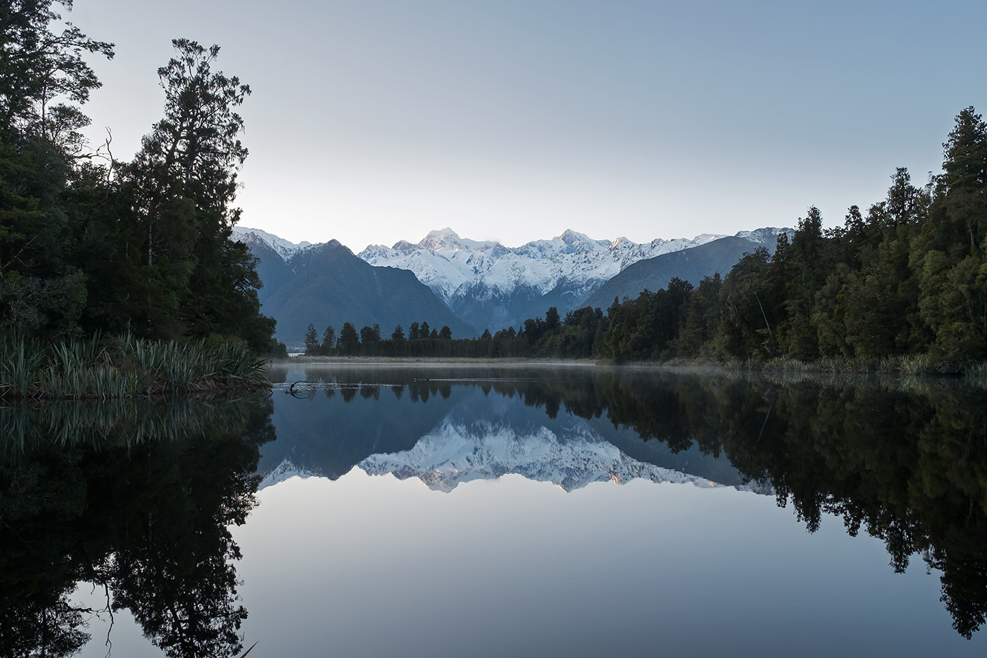 Lake Matheson, Westland Tai Poutini National Park